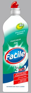 FACILE NETTOYANT SANITAIRE PIN
